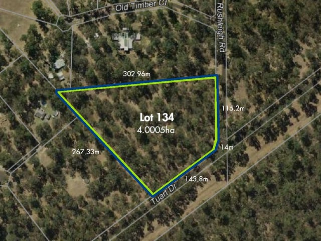 Lot 134 Rushleigh Road, Reinscourt, WA 6280