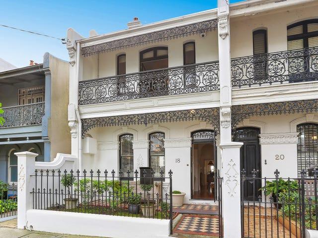 18 Windsor Street, Paddington, NSW 2021
