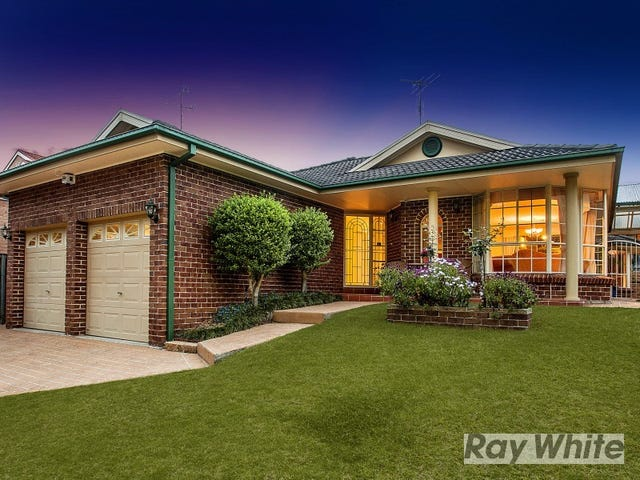 12 Farmer Circuit, Beaumont Hills, NSW 2155