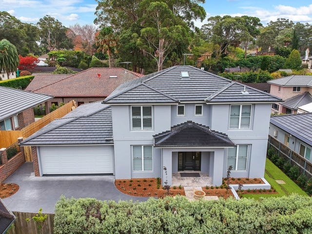 45B Bundarra Avenue North, Wahroonga, NSW 2076