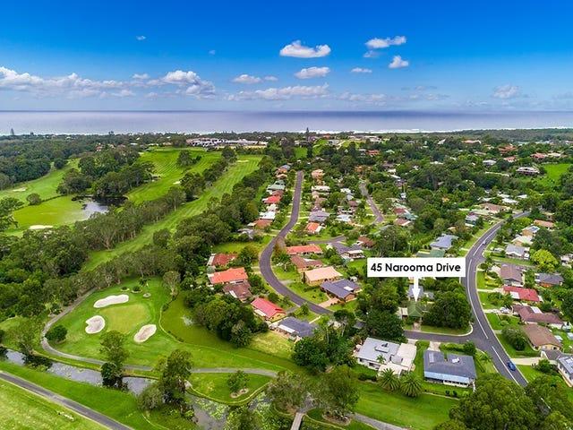 45 Narooma Drive, Ocean Shores, NSW 2483