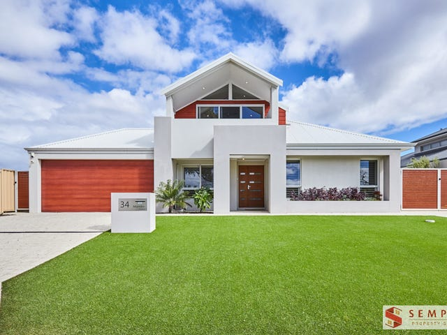 34 Mannikin Heights, Beeliar, WA 6164