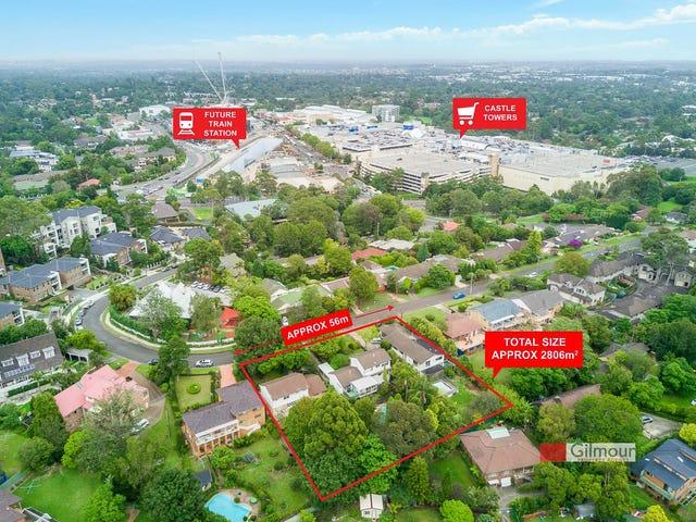 21 23 & 25 Garthowen Crescent, Castle Hill, NSW 2154