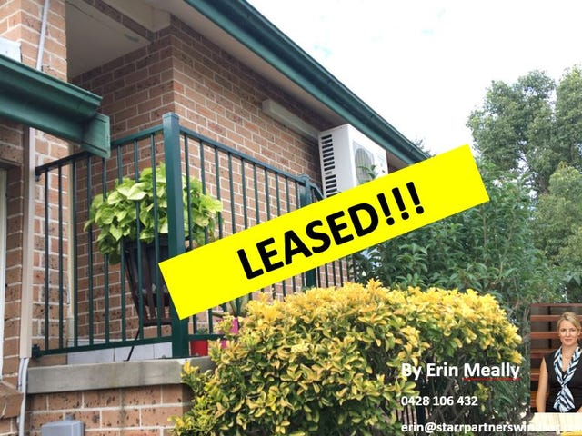 3/240 Macquarie Street, South Windsor, NSW 2756