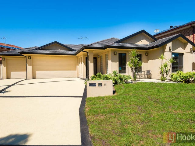14 Wainewright Avenue, West Hoxton, NSW 2171