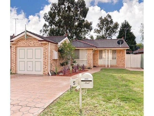 5 Kumbara Close, Glenmore Park, NSW 2745
