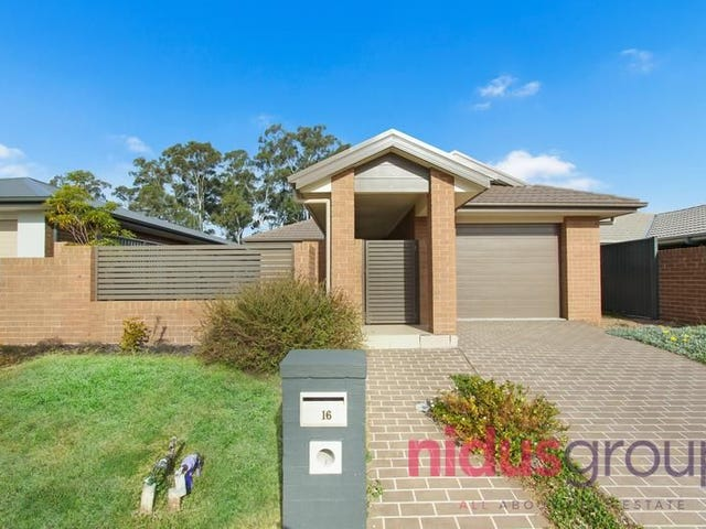16 Brunswick Circuit, Ropes Crossing, NSW 2760