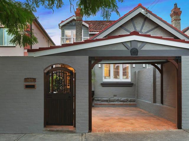 103 West Street, Crows Nest, NSW 2065