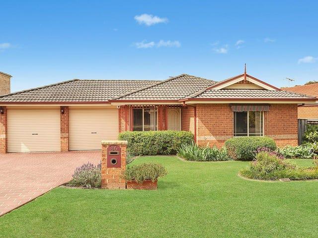 86 Canyon Drive, Stanhope Gardens, NSW 2768