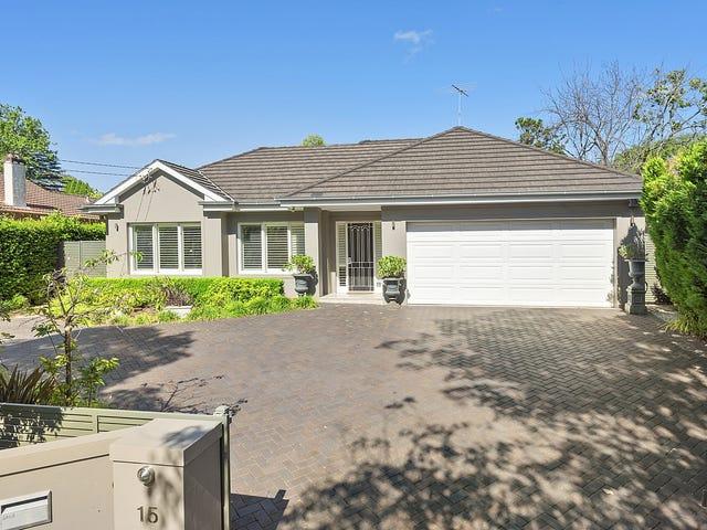 15 Illoura Avenue, Wahroonga, NSW 2076
