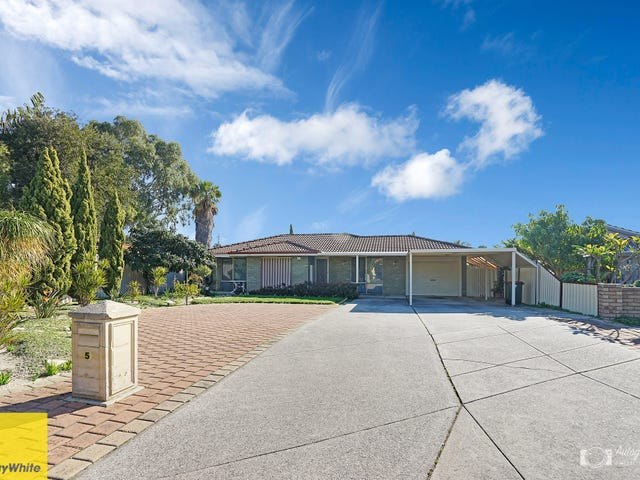 5 Grampians Heights, Mirrabooka, WA 6061