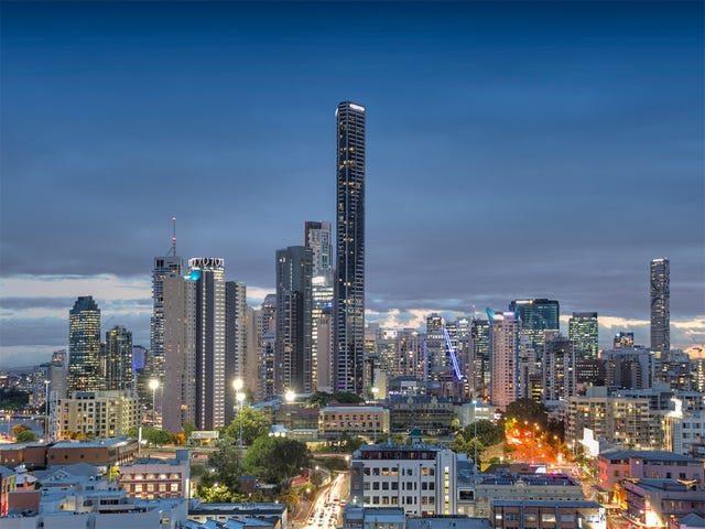 2110/25 Connor Street, Fortitude Valley, Qld 4006
