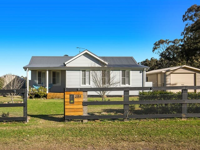284 Blaxlands Ridge Road, Kurrajong, NSW 2758
