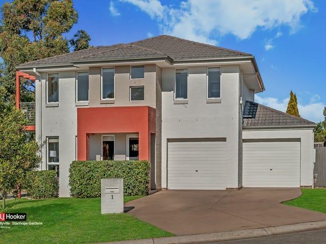 1 Didcot Close, Stanhope Gardens, NSW 2768