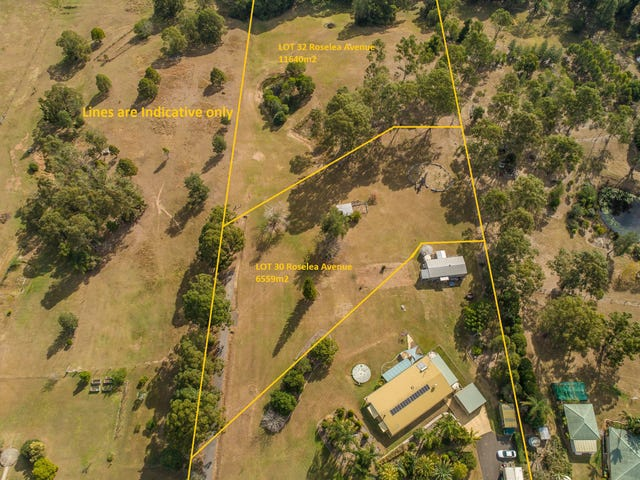 30 Roselea Avenue, Pie Creek, Qld 4570