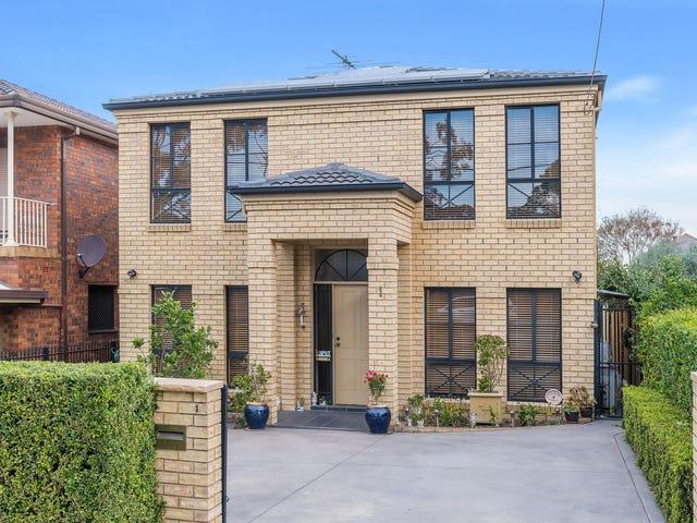 1 Marshall Street, Kogarah, NSW 2217