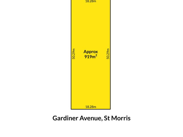 St Morris, address available on request