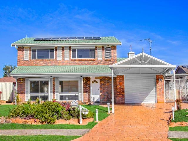 14 Quinn Place, Prairiewood, NSW 2176