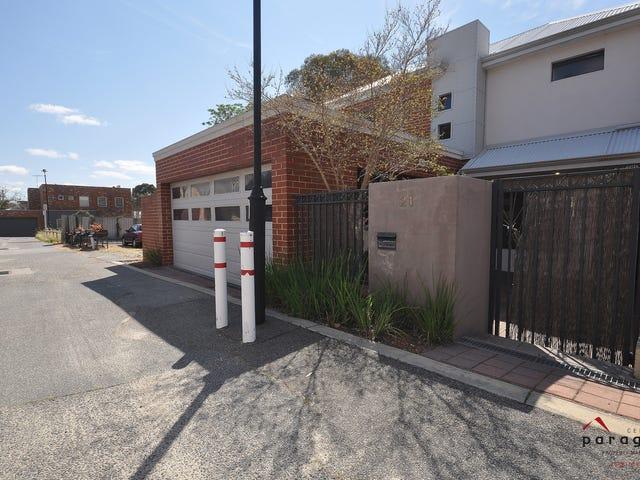21 Sholl Lane, North Perth, WA 6006