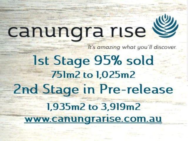 CANUNGRA RISE - FINCH RD, Canungra, Qld 4275