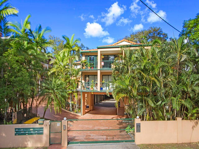 1/19 Dudley Street, Highgate Hill, Qld 4101