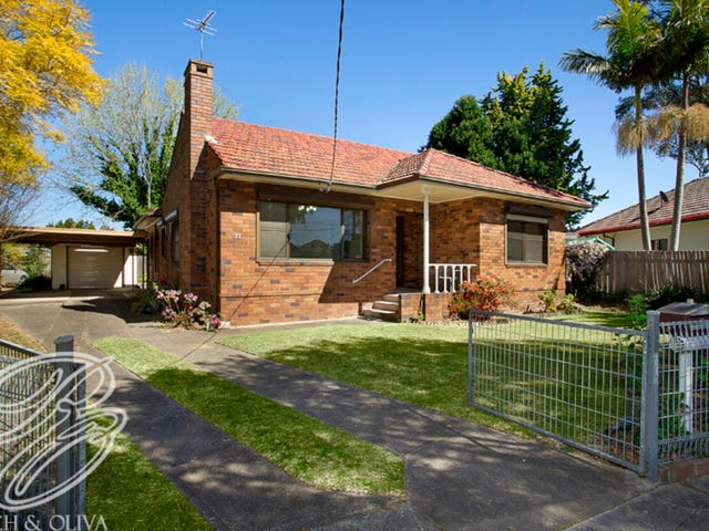 33 Fountain Avenue, Croydon Park, NSW 2133
