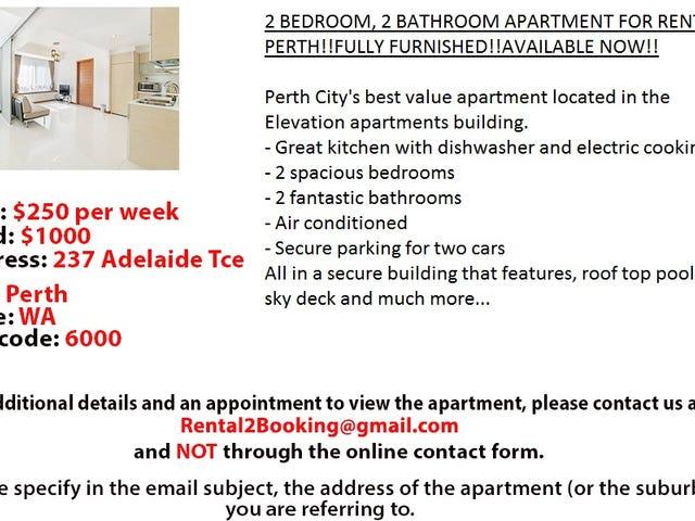 237 Adelaide Terrace, Perth, WA 6000