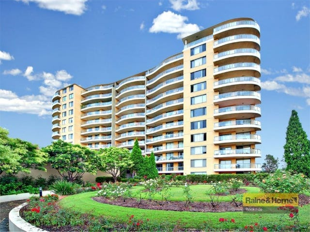 1212/5 Rockdale Plaza Drive, Rockdale, NSW 2216