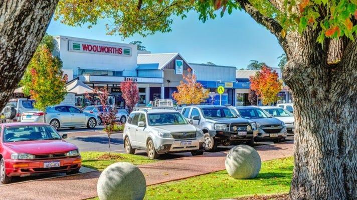 Collie street car park