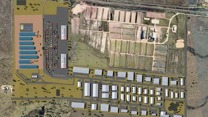 CQ Inland Port, Capricorn Highway Emerald QLD 4720 - Image 1