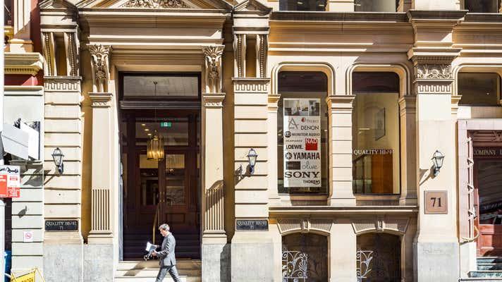 Sold Office at Ground Floor, 71 York Street, Sydney, NSW 2000