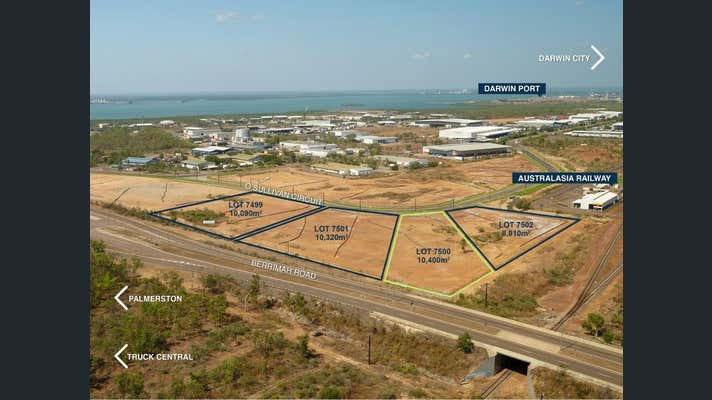 Darwin Business Park, Lot 7500 / 109 O'Sullivan Circuit East Arm NT 0822 - Image 1