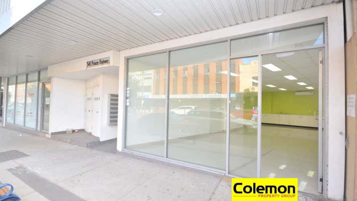 LEASED BY COLEMON PROPERTY GROUP, Shop 2, 541 Princes Hwy Rockdale NSW 2216 - Image 2