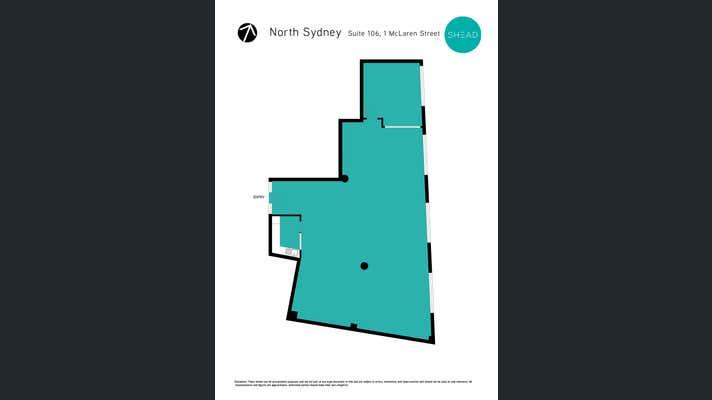 Suite 106/1 McLaren Street North Sydney NSW 2060 - Image 6
