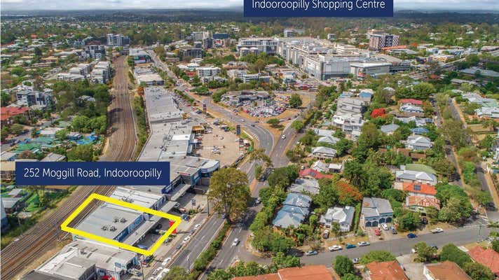 252 Moggill Road Indooroopilly QLD 4068 - Image 2