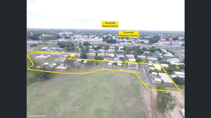 Sold Development Site & Land at 35 Lorraway Street and 2-37