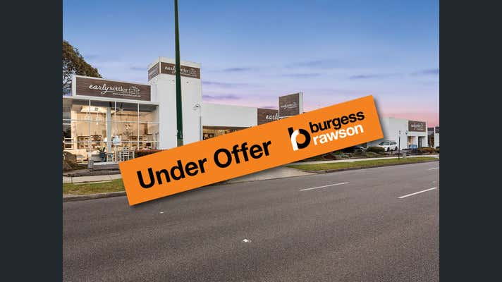 Early Settler and Nationwide Towing, 200-206 Whitehorse Road & 2-8 Ashburn Place Blackburn VIC 3130 - Image 1