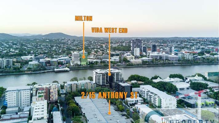 2/15 Anthony Street West End QLD 4101 - Image 2