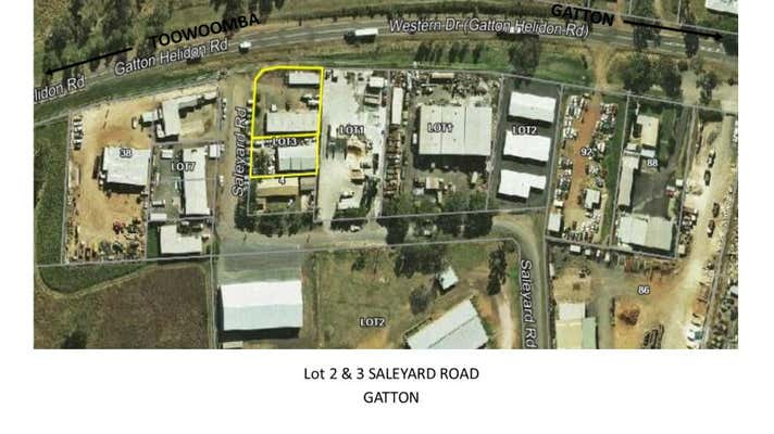 Lot 2 and 3 Saleyard Road Gatton QLD 4343 - Image 2