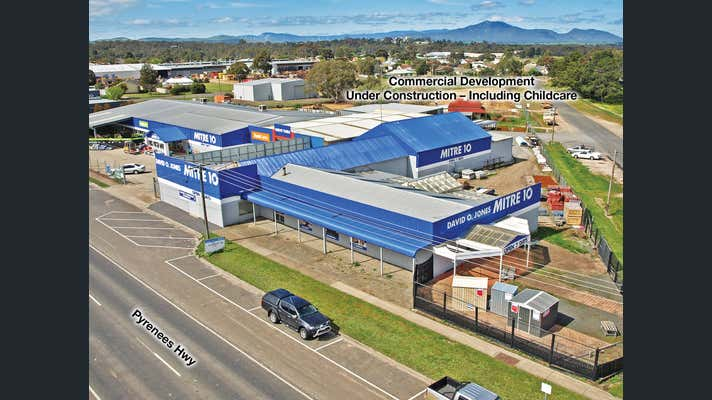 Sold Shop & Retail Property at Mitre 10, 16-26 Campbell Street