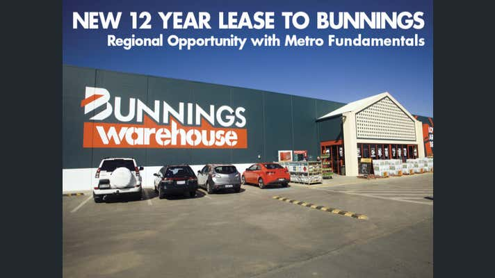 Sold Shop & Retail Property at Bunnings Echuca,   Murray