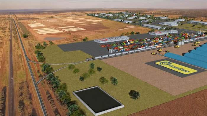 CQ Inland Port, Capricorn Highway Emerald QLD 4720 - Image 2