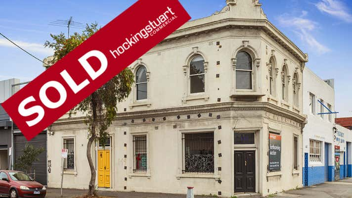 Sold Office At 144 Montague Street South Melbourne Vic