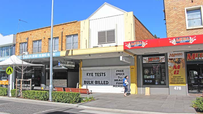 1-4, 476 High Street Penrith NSW 2750 - Image 1