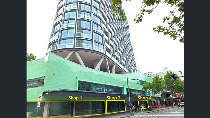 Shop 1,2 &4, 226 Victoria Street Potts Point NSW 2011 - Image 1