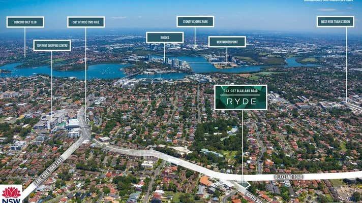 313-317 Blaxland Road Ryde NSW 2112 - Image 2