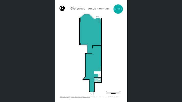 Shop 3/72-76 Archer Street Chatswood NSW 2067 - Image 5