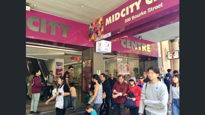 Shop 110, 200 Bourke Street Melbourne VIC 3000 - Image 1