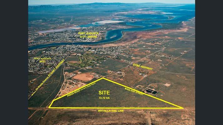 Lot 40 & 4 Old Tarcoola Road Port Augusta West SA 5700 - Image 1