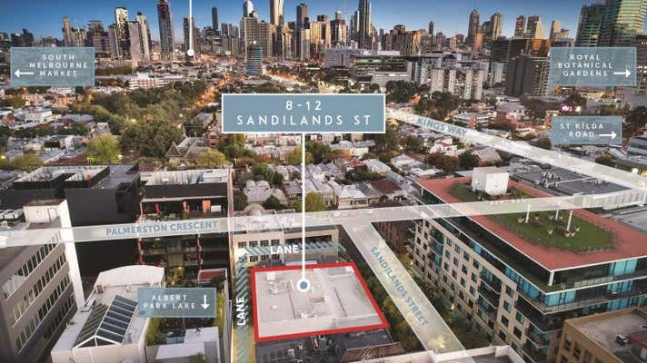 Suite 1, 8-12 Sandilands Street South Melbourne VIC 3205 - Image 1